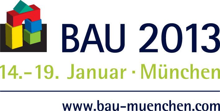 Logo BAU 2013