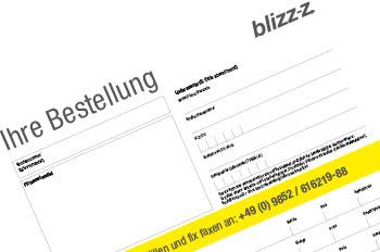 Faxbestellung ausdrucken, ausfüllen und per Fax bestellen