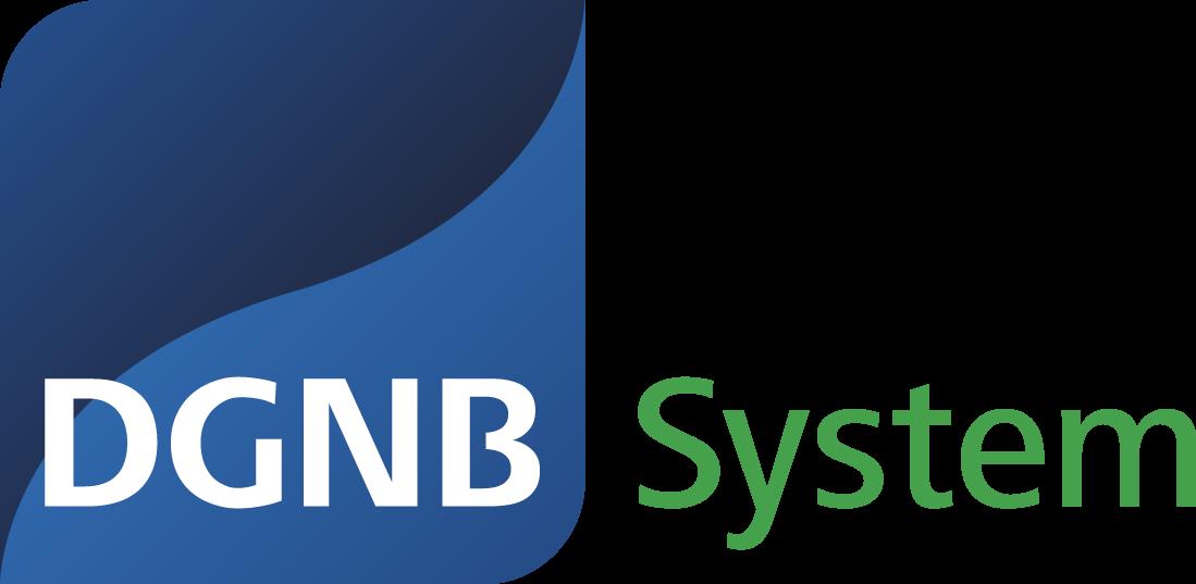Logo der Deutschen Gesellschaft für Nachhaltiges Bauen