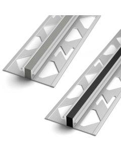 DEMAX FugFix Dehnfugenprofil Aluminium
