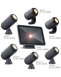 Innovatives Beleuchtungssystem - ohne Elektriker verlegbar