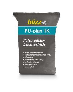 PU-plan 1K Polyurethan-Leichtestrich