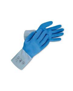 Fliesenlegerhandschuhe, beständig gegen Säuren, Basen und Salzlösungen