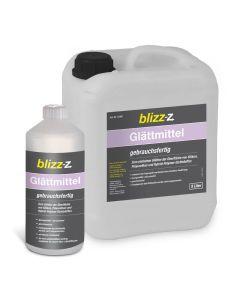 blizz-z Glättmittel gebrauchsfertig | zum Glätten von Silikon, Polyurethan und Hybrid- Polymer-Dichtstoffen