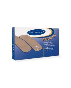 Pflasterstrips 100-teilig | Maximaler Tragekomfort garantiert