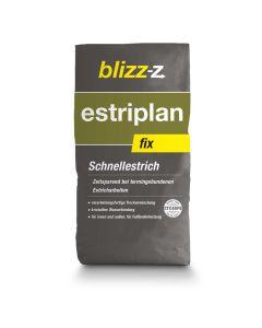 estriplan fix Schnellestrich