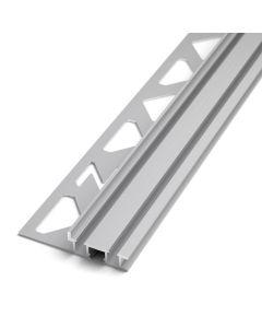 PROTECTO Sicherheits-Treppenprofil Aluminium