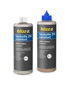 tackofix 2K comfort Silikat-Gießharz
