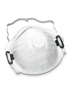Staubschutzmaske   für hohen Tragekomfort