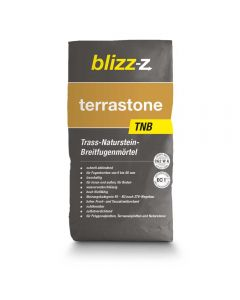 terrastone TNB Trass-Naturstein-Breitfugenmörtel