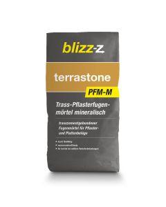 terrastone PFM-M Trass-Pflasterfugenmörtel mineralisch